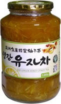 JC Ginger Honey Citron Tea 1050g
