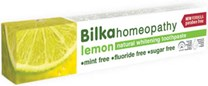 Bilka Homeopathic Lemon Toothpaste 75ml