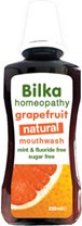 Bilka Homeopathic Grapefruit Mouthwash 250ml