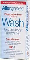 AL Allergenics WASH Shower Gel 200ml