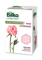 Bilka Bar Soap ROSA DAMASCENA Hydrating 100g