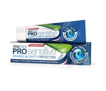 Coming Soon - AloeDent Pro Sensitive Enamel & Cavity Toothpaste 75ml