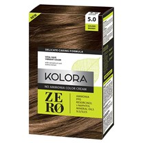 Kolora Zero 5.0 Golden Brandy no ammonia hair dye 60ml