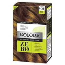 Kolora Zero 6.25 Brown Sugar no ammonia hair dye 60ml