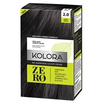 Kolora Zero 2.0 Dark Velvet no ammonia hair dye 60ml