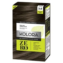 Kolora Zero 3.0 Chocolate Fusion no ammonia hair dye 60ml