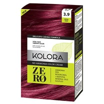 Kolora Zero 3.9 Royal Ruby no ammonia hair dye 60ml